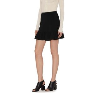 NWT Elizabeth and James - Piper High-Waisted Skirt